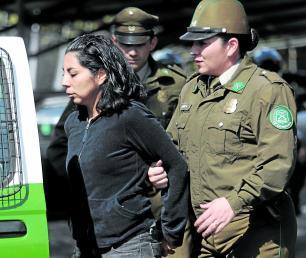 Detenidos por Bomba