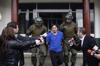 Cristian Levinao recapturado