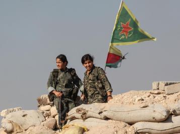 YPG-women