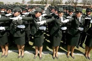 gendarmeriamujer